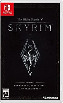 Amazon Com The Elder Scrolls V Skyrim Nintendo Switch Nintendo