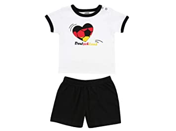 JACKY Deutschland Fan Saco de Dormir, Bebé-Niños: Amazon.es: Deportes y aire libre
