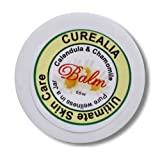Eczema, Rash, Natural Skin Care Balm - Calendula, Chamomile - Chemicals Free 0.5 oz