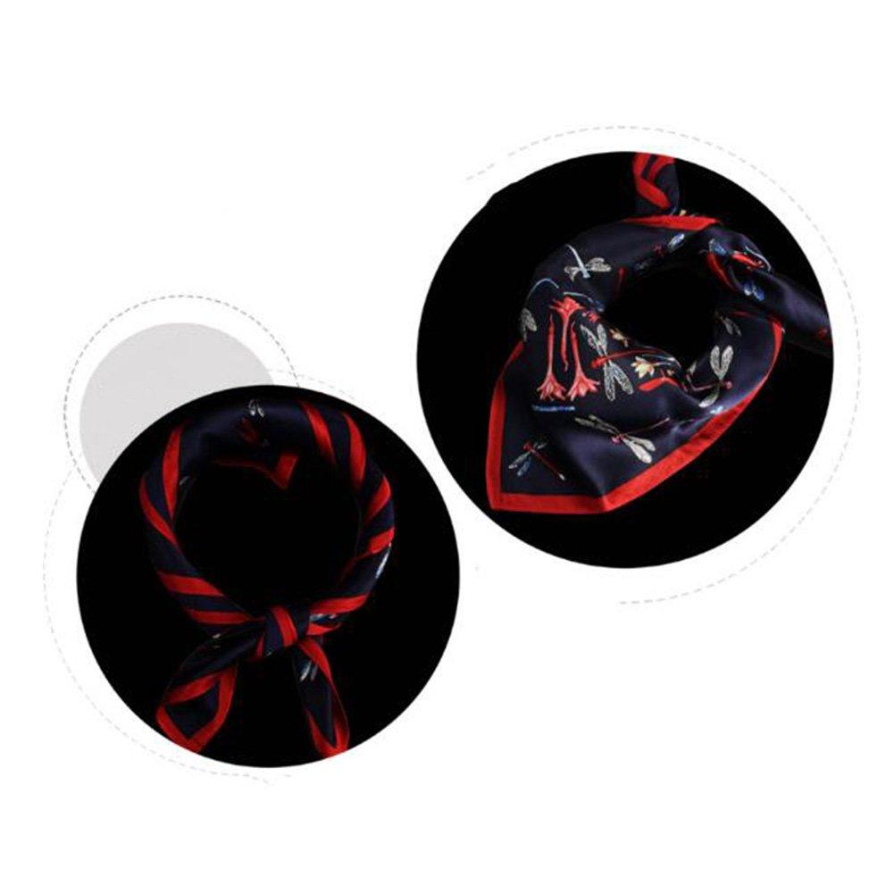 LIANGJUN Necktie Elegent Men Silk Cravat Formal Occasions Shirt Scarf Wedding Office 53X53cm 2 Types Available Color : 1#