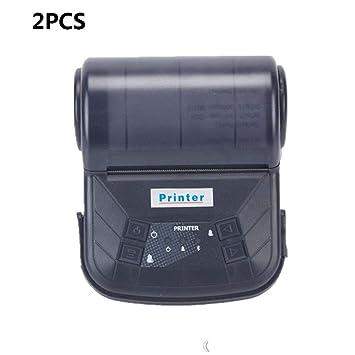 ZUKN Impresora Térmica Portátil Bluetooth 80MM Inalámbrico ...