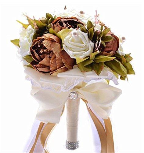 Pavian-Artificial-Peony-Silk-Flowers-toss-birde-bouquet-Home-Wedding-Decoration