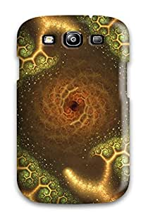 New Style Cute Tpu Fractal Case Cover For Galaxy S3 7088769K14662803