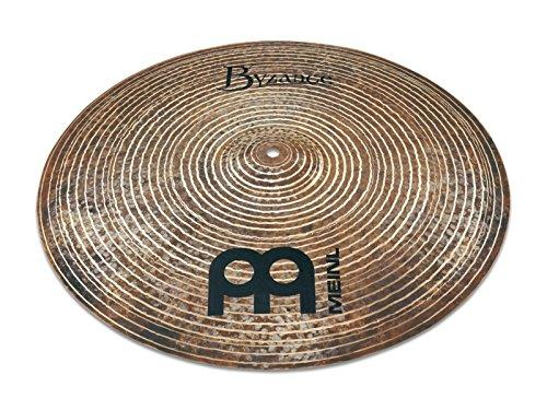 Meinl Cymbals B22SR Byzance 22-Inch Dark Spectrum Ride Cymbal (VIDEO)