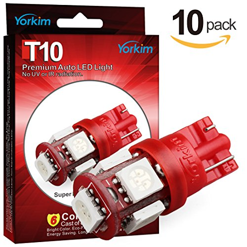 Red Led Dashboard Lights in US - 7