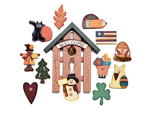 Apollo Exports International Seasonal Welcome Home Door Sign Decoration (12 Pack) (Welcome Sign For Door compare prices)