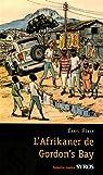 L'Afrikaner de Gordon's Bay par Férey