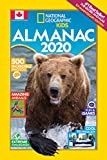 Best National Geographic Children's Books Childrens Books - National Geographic Kids Almanac 2020, Canadian Edition Review