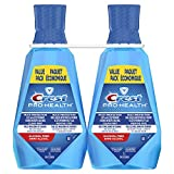 Crest Pro-Health Multi-Protection Mouthwash, Clean Mint, Pack of 2, 1 Liter