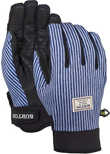 Burton Men's Lightweight, Water-Resistant Spectre Glove, Open Road Stripe, Large ()