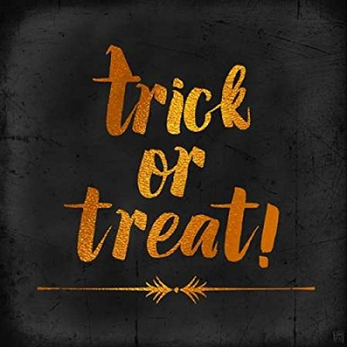 Trick or Treat Poster Print by Aubree Perrenoud