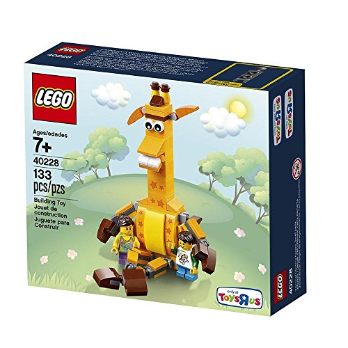LEGO Geoffrey and Friends Exclusive Set (40228)