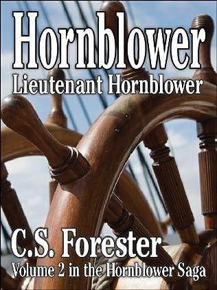 book cover of Lieutenant Hornblower