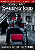 Sweeney Todd - The Demon Barber of Fleet Street (Two-Disc Special Collector's Edition) by Dreamworks Video