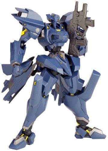 Kaiyodo Revoltech Muv-Luv Alternative #004: F-18E/F Super Hornet Black Knives Action Figure