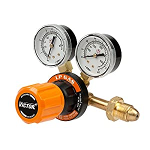 Victor 0781-9422 Heavy Duty G350 LP Gas Regulator