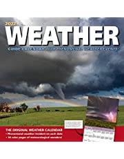 Weather Guide 2022 Wall Calendar: With Phenomenal Weather Events