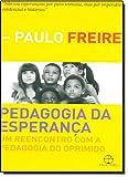 capa de Pedagogia da Esperança