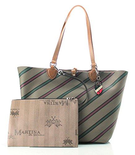 BORSA DONNA carmen shopping bag BROWN L63PW3140012025