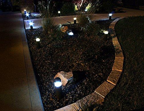 Non-dimmable, Daylight 6000K Replacement for Malibu Landscape Garden Lighting Bonlux 5-Pack 1.5W T10 194 Wedge Base LED Landscaping Light Bulb Ltd Lusta LED Co AC//DC 12V T10 LED Filament Lamp