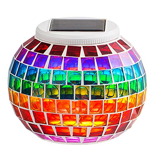 Mosaic Solar Lights in US - 4