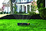 Melnor XT Turbo Oscillating Sprinkler with One Touch Width Control & Flow Control, waters up to 4,000 sq.ft.