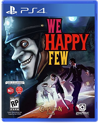 We Happy Few - PlayStation 4 - Spot Game Video