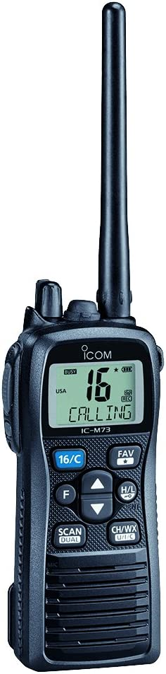 6//1 Watt Basic Version Icom M73 Vhf-hh