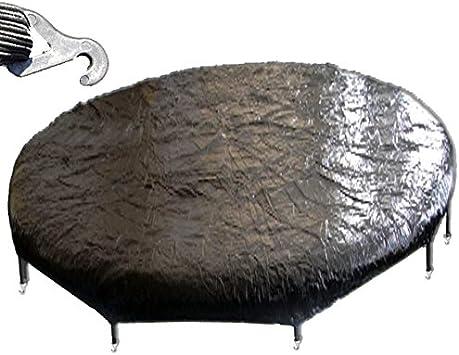 Dell lona para cama elástica de 430 cm impermeable para cama ...