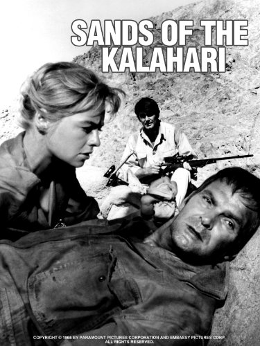 SANDS OF THE KALAHARI (Weather Kingsley)