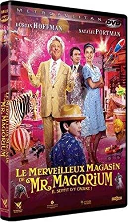 le merveilleux magasin de mr magorium