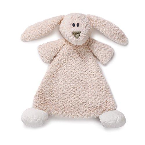 (Belina Bunny Cream Children's Plush Rattle)