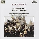 Balakirev: Symphony, No. 1 / Islamey / Tamara