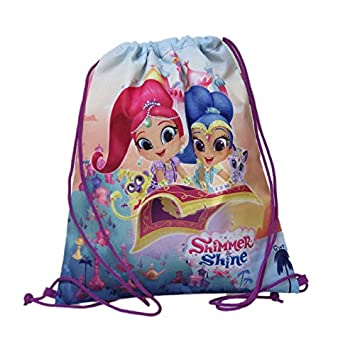 Mochila tipo saco de Shimmer And Shine (2/120): Amazon.es: Juguetes y juegos