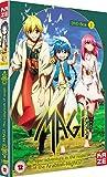 マギ The labyrinth of magic 第1期 コンプリート DVD-BOX1 (1-13話, 325分) 大高忍 アニメ [DVD] [Import] [PAL, 再生環境をご確認ください]