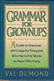 Grammar for Grownups, Dumond, Val, 0062700545