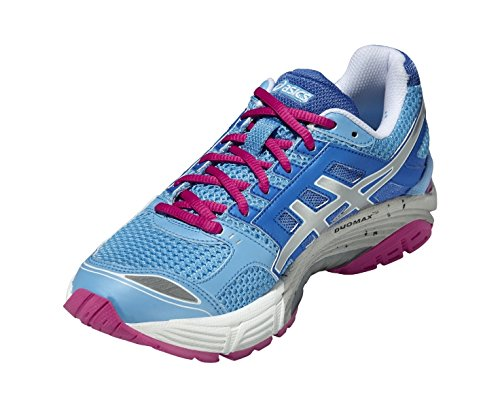 Soft Blue GEL Silver Women's 11 Hot Running Pink Shoes FOUNDATION ASICS T2A6N Wgq0cp7Rp