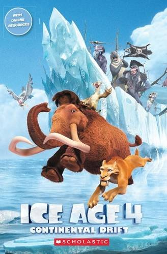 (Ice Age 4: Continental Drift (Popcorn Readers))