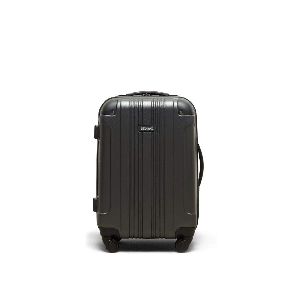 Kenneth Cole Reaction Out Of Bounds 20'' Hardside 4-Wheel Spinner Carry-on Luggage, Charcoal