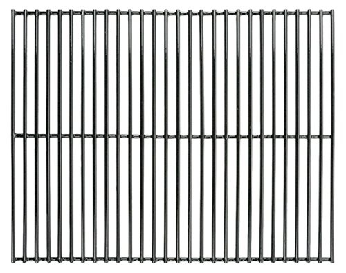 Music City Metals 53001 Porcelain Steel Wire Cooking Grid Replacement for Select MHP and PGS Gas Grill Models (Gas Grills Pgs)