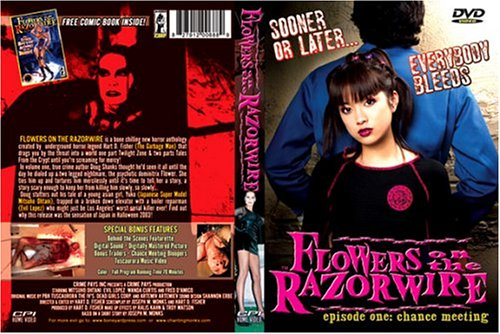 Amico Flower - Flowers On The Razorwire