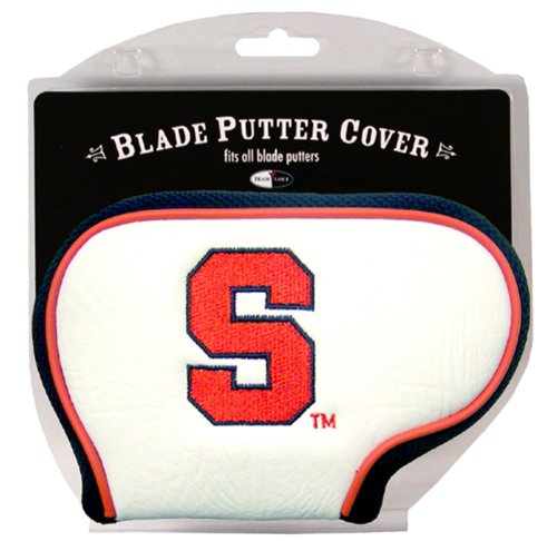 NCAA Syracuse Blade Putter Cover, Outdoor Stuffs