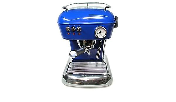 ascaso 6352100 C.o.c. Cafetera expreso Dream Azul: Amazon.es ...