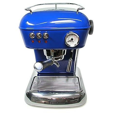 ascaso 6352100 C.o.c. Cafetera expreso Dream Azul: Amazon.es: Hogar