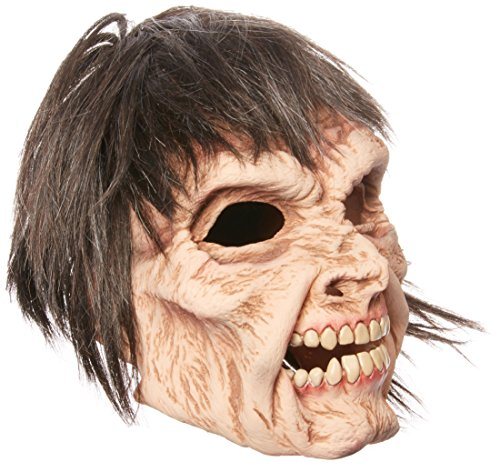 Zagone Mr. Living Dead Mask, Male Zombie with Wig -