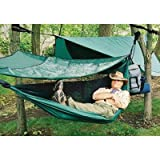 Hennessy Scout Camping Hammock with Zipper (2 lbs 11 oz), Outdoor Stuffs