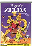 The Legend of Zelda Valiant Comic By Nintendo Comic Systems #5 (5)