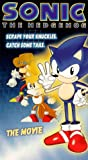 Sonic the Hedgehog: Movie [VHS]