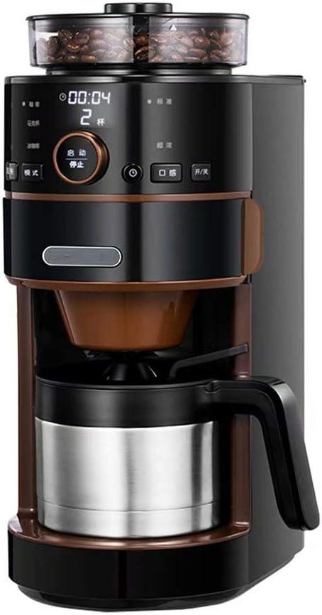 WY-coffee maker Cafetera pequeña cafetera de Goteo del hogar, 750W ...
