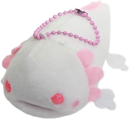 "Axolotl Plush Doll Super Soft Plushie Squishy Stuffed Animal White 8/"" Kawaii"